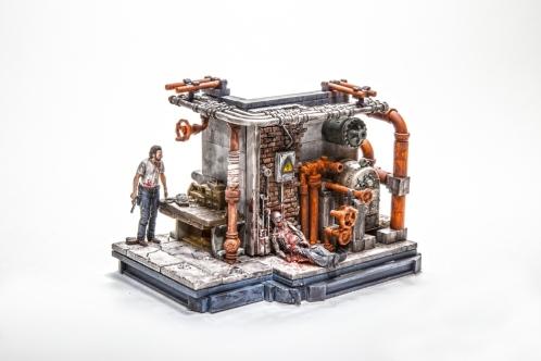 Walking Dead pipes Toy Fair 2015