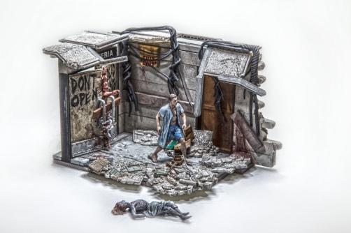 Walking Dead Toy Fair B 2015
