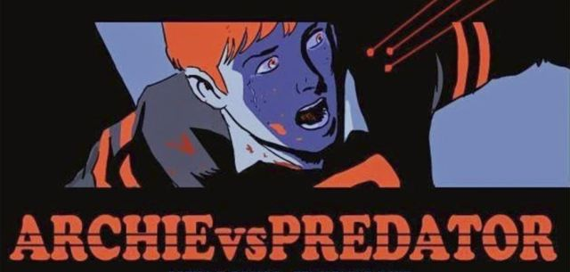 Archie vs Predator banner