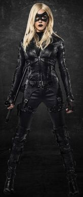 Black Canary CW Laurel Lance