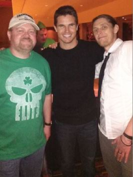 Bunce Amell Hyatt Planet Comicon 2015