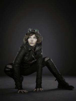 Camren Catwoman Gotham