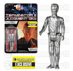 chrome T1000 ReAction Funko Terminator 2 Entertainment Earth exclusive