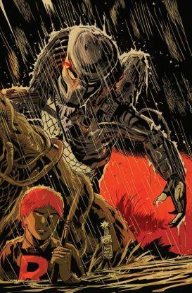 Francavilla Archie vs Predator 1 cover