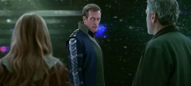 Hugh Laurie in Tomorrowland
