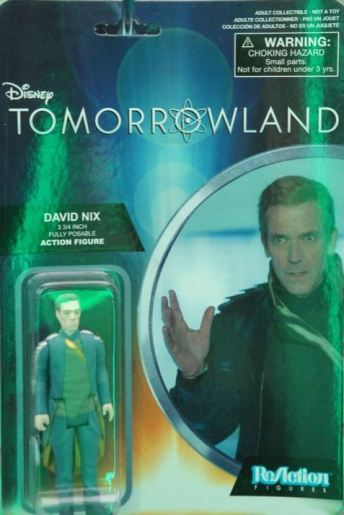 Hugh Laurie Reaction Funko Tomorrowland figure