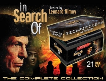 In Search Of DVD set