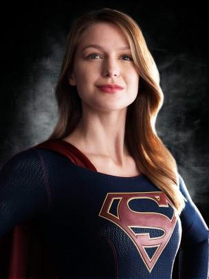 Melissa Benoist latest Supergirl