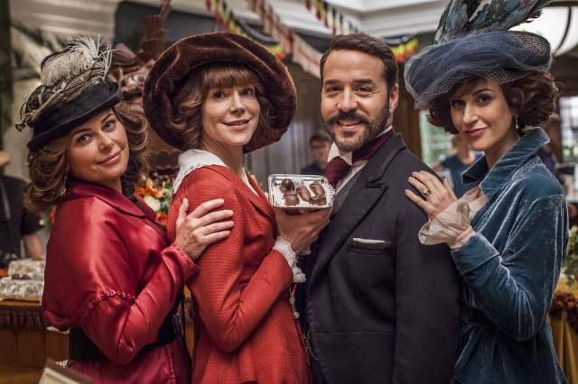 Mr Selfridge cast Season 2