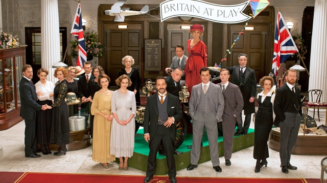 Mr Selfridge Season 3 store cast