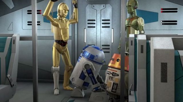 Star Wars Rebels C-3PO