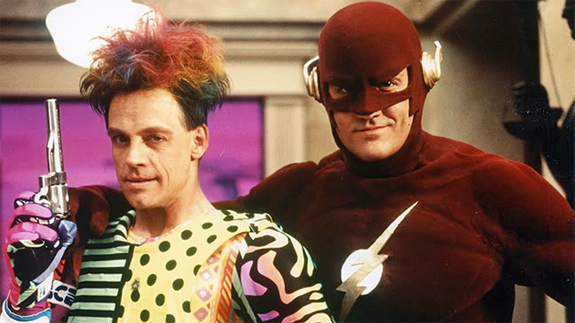 The Flash and Trickster - original series