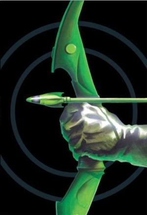 Absolute Green Arrow cover art