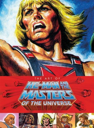 Art of He-Man and Masters of the Universe standard edition