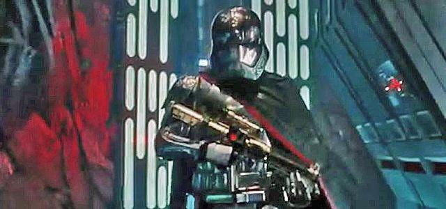 chrome stormtrooper Episode VII
