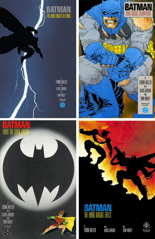 DKR covers