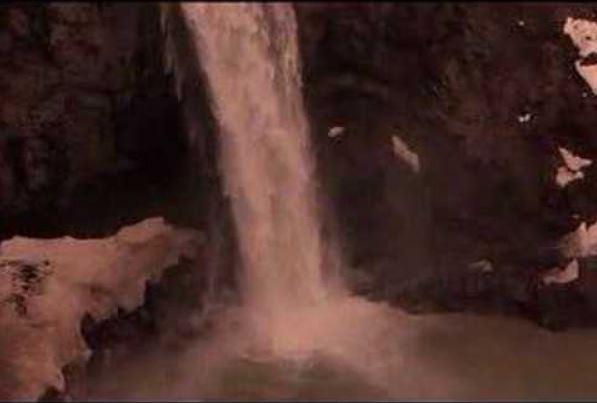 Falls at Twin Peaks