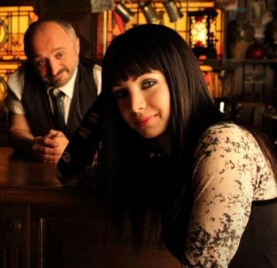Lost Girl Kenzi and Howland