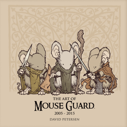 Mouse Guard 1
