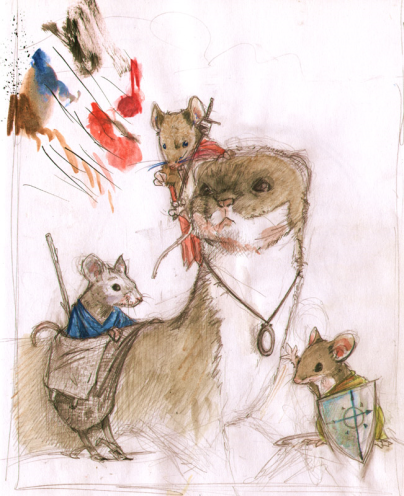 Mouse Guard 3