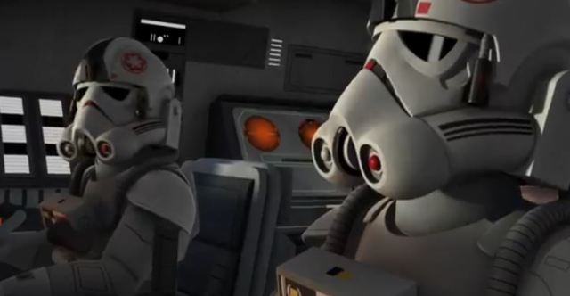 Star Wars Rebels clip season 2