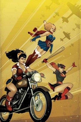 Bombshells monthly 1 Marguerite Sauvage