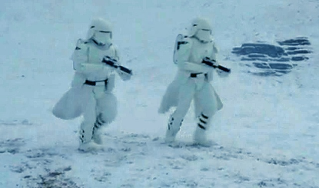 Episode VII Snowtroopers 2015