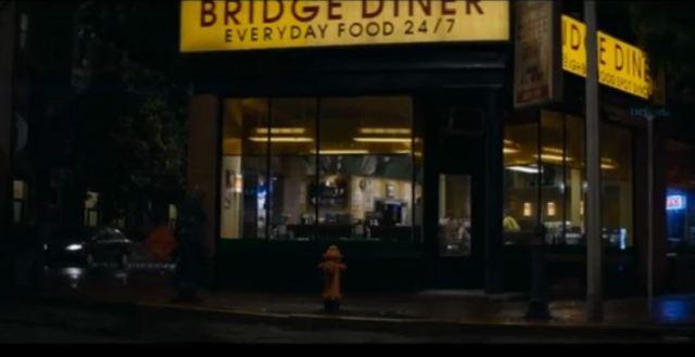 Equalizer diner