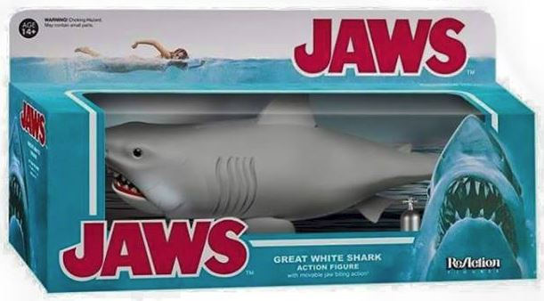 Jaws Funko packaging