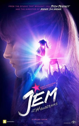 Jem movie poster