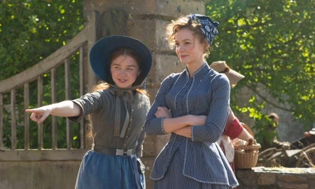Jessica Barden Far from the Madding Crowd