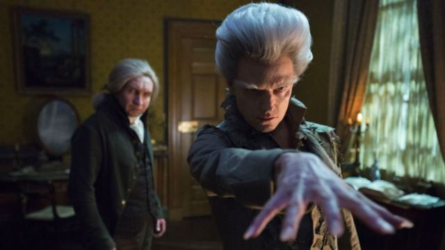 Jonathan Strange and Mr Morrell