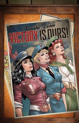 Justice variant Bombshells