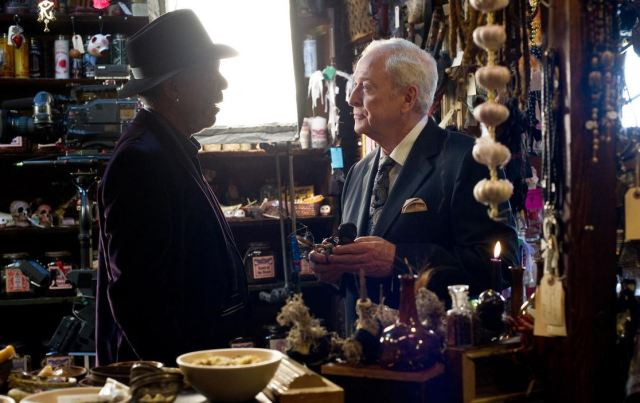 magic shop Freeman and Caine Now You See Me