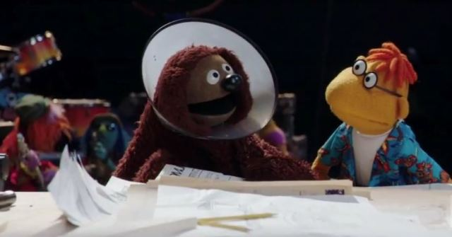 Rowlf and Scooter