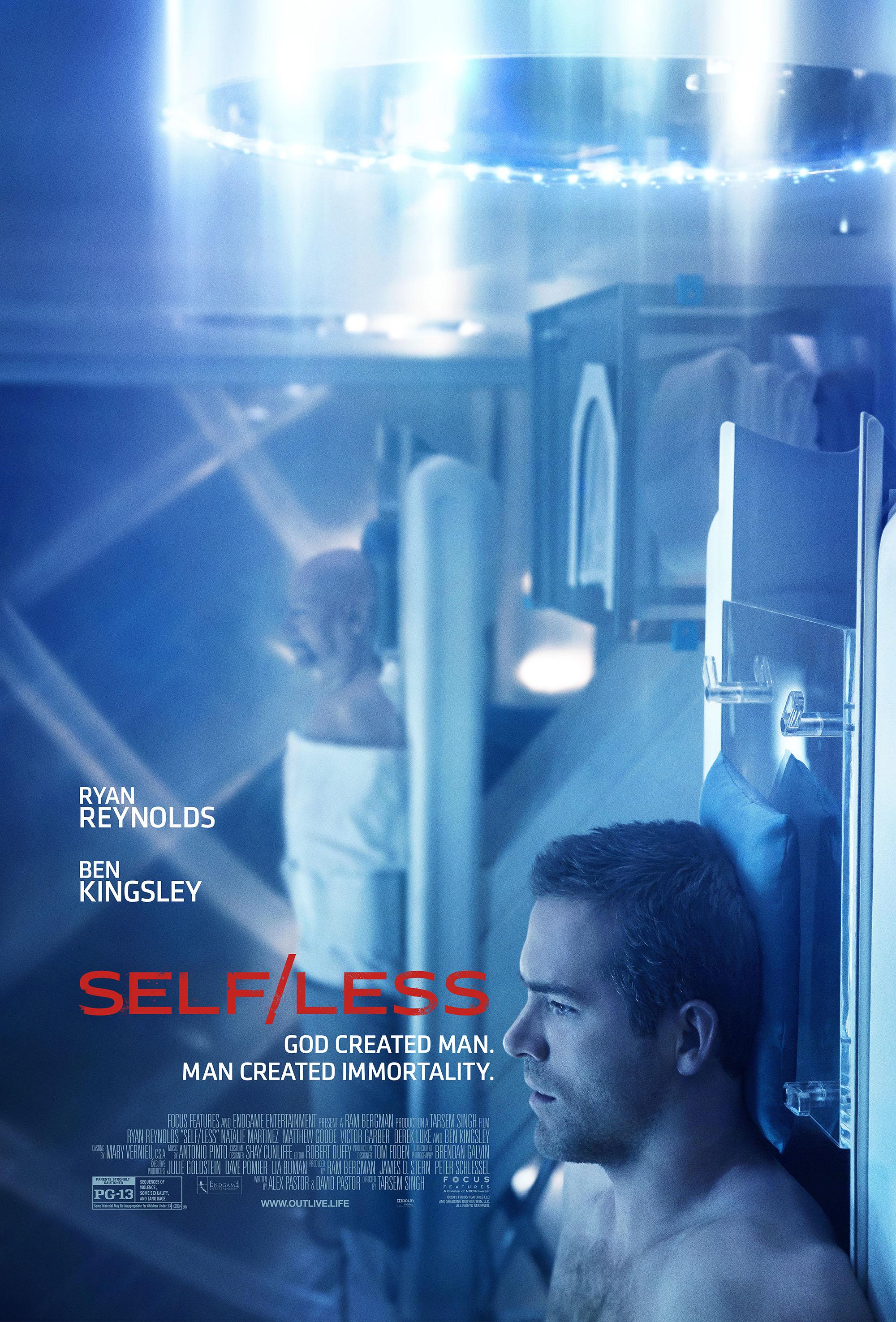 Selfless Film