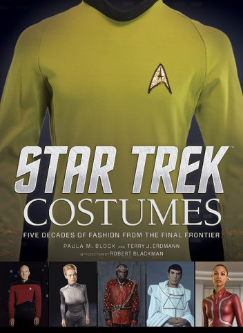 Star Trek Costumes Block and Erdmann final cover 2015