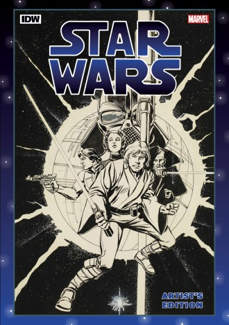 Star Wars Artists Edition cover