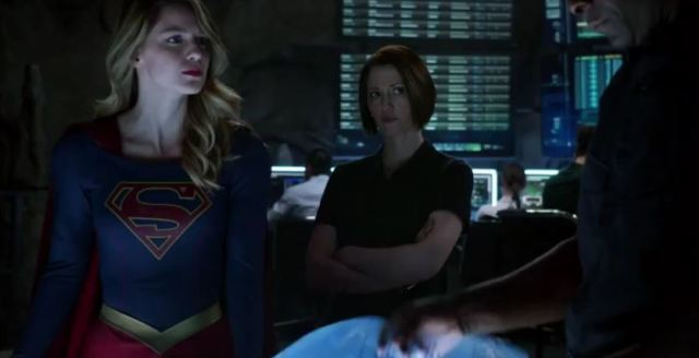 Supergirl clip
