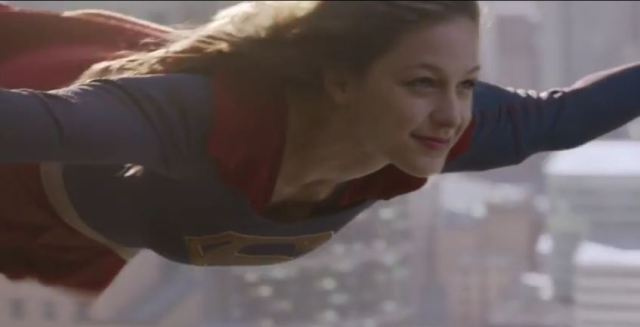 Supergirl screencap