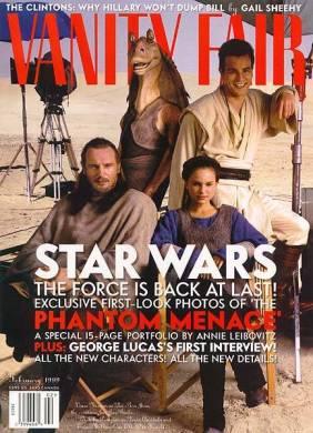 Image result for vanity fair star wars