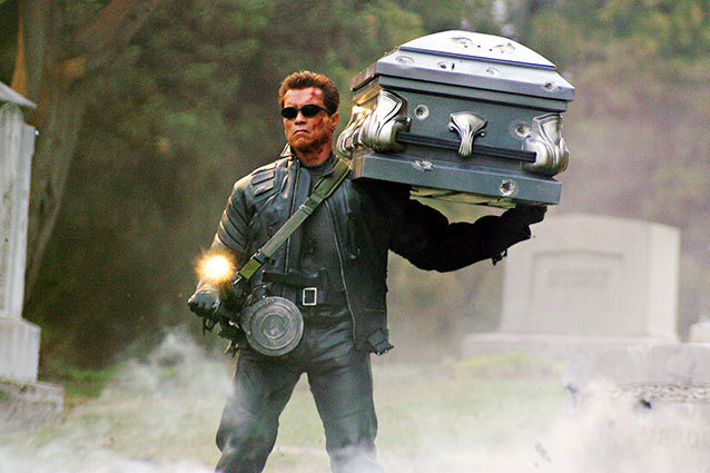 Arnold casket