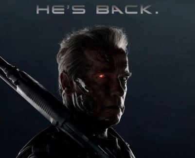 Arnold - he is back