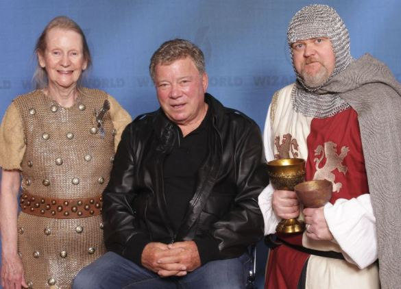 William Shatner Wizard World Des Moines