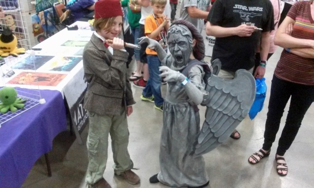 Doctor Who at WWDSM 2015