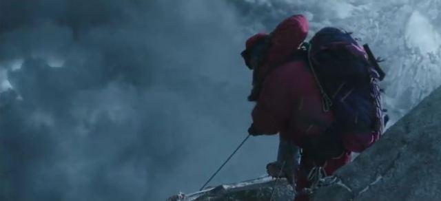 Everest storm