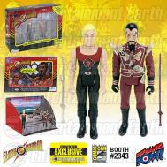 Flash and Ming the Merciless SDCC 2015