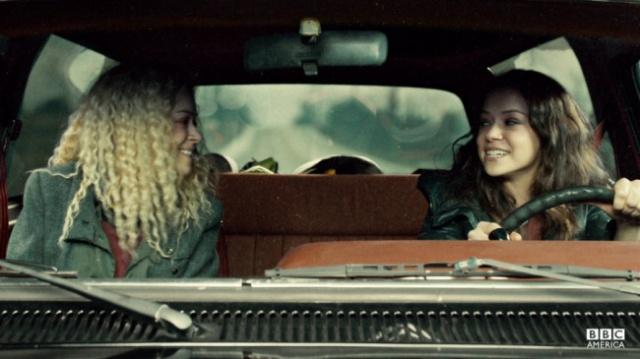 Helena and Sarah