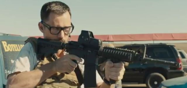 Jeffrey Donovan in Sicario
