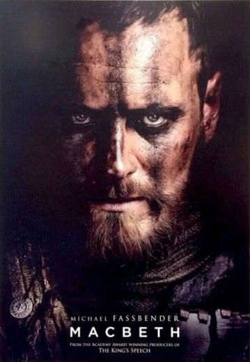 macbeth movie poster fassbender